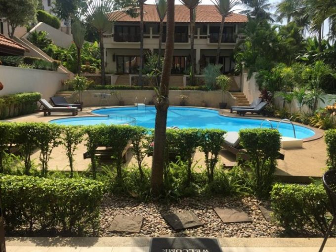 S1254: KOH SAMUI TOWNHOUSE FOR SALE & RENTAL