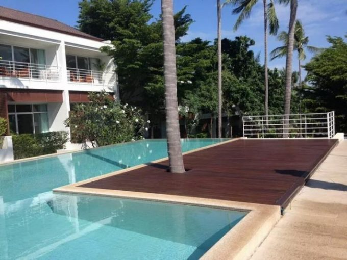S1434: KOH SAMUI TOWNHOUSE FOR RENT IDEAL FOR YOUNG FAMILY