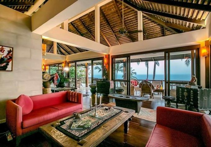 S1348: ENCHANTING KOH SAMUI VILLA FOR SALE WITH PANORAMIC VIEWS