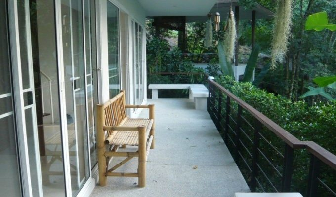 S1008: QUIET AND PEACEFUL KOH SAMUI VILLA FOR SALE