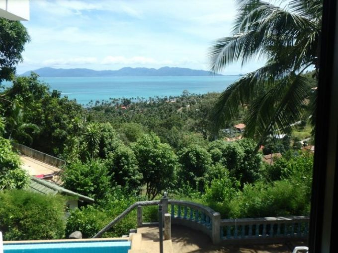 S1180: LARGE KOH SAMUI VILLA / B&B FOR SALE