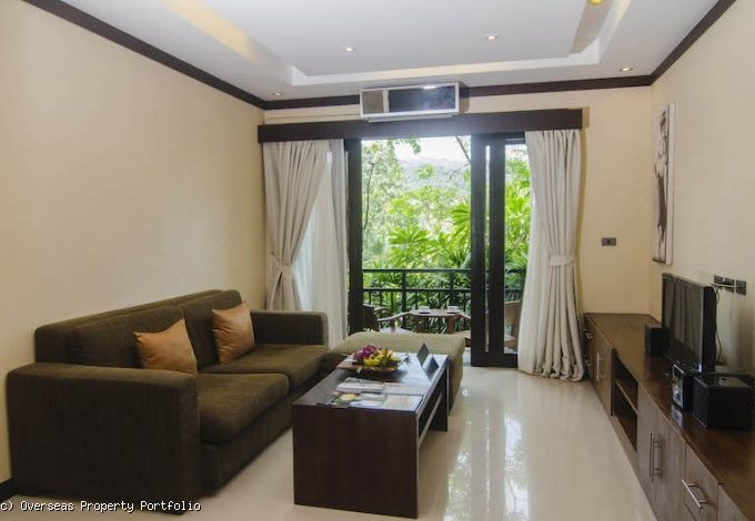 S1755: KOH SAMUI APARTMENT FOR RENT IN GREAT LOCATION