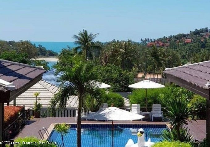 S1763: KOH SAMUI RESORT FOR SALE - JUST A WALK TO THE BEACH