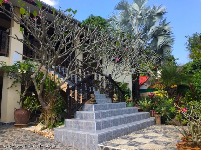 S1801: KOH SAMUI PET FRIENDLY HOUSE IN CENTRAL AREA