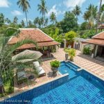 S1831: KOH SAMUI VILLA FOR SALE MOMENTS FROM THE BEACH