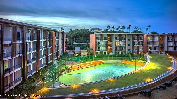 S1644: FOREIGN FREEHOLD KOH SAMUI CONDO FOR SALE